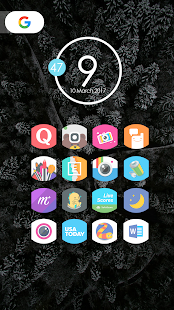 Domver - Icon Pack Screenshot