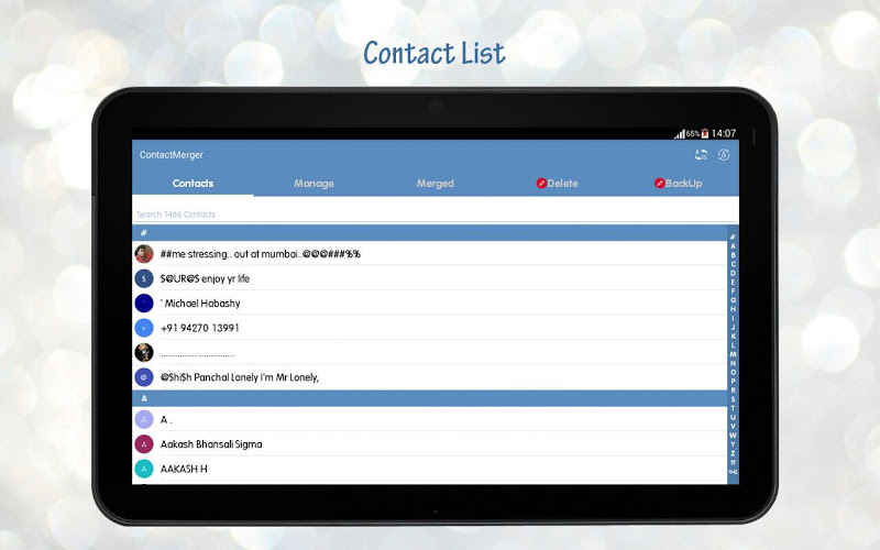 Duplicate Contact Merger Screenshot 9