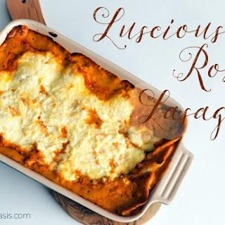 Luscious Rosa Lasagna