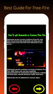 Guide For FreFire 5