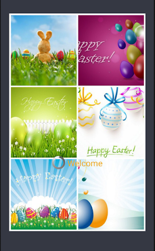 Happy Easter 2015 Easter Egg