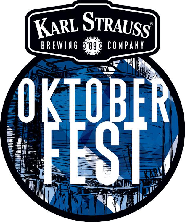 Logo of Karl Strauss Oktoberfest Beer