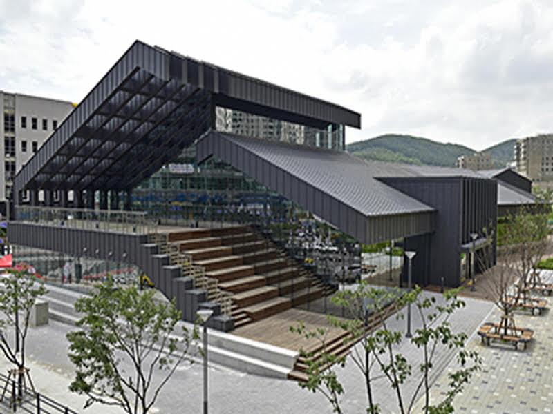 17번째 공공도서관 '남사도서관'20일 문 연다