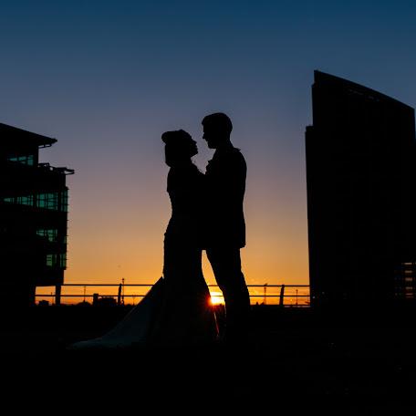 Wedding photographer Matthew Grainger (matthewgrainger). Photo of 18.02.2018