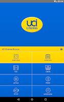 Screenshot of UCI CINEMAS ITALIA