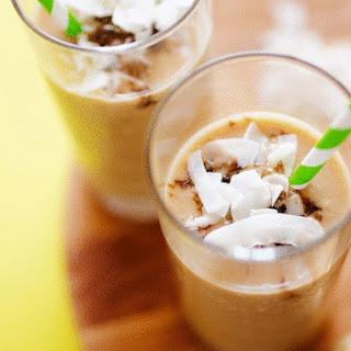 Cozy Coconut Smoothie