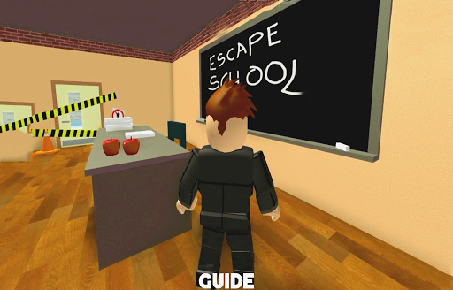 ultimate roblox escape school new guide for PC