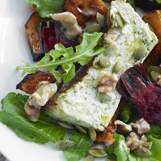 Roasted Vegetable and Ricotta Salad.