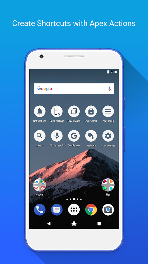 Apex Launcher- screenshot
