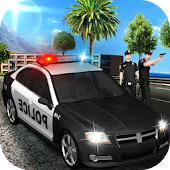 City Police Chase Drive Sim