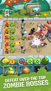 Plants vs Zombies 3 Mod Apk 17.1.232298 (Unlimited Plants) 3