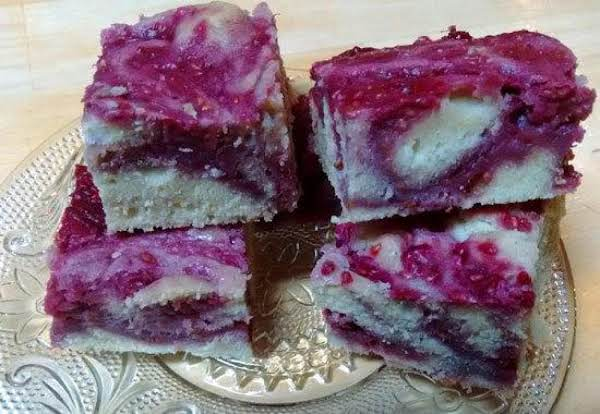 Blueberry Butter Squares Recipe