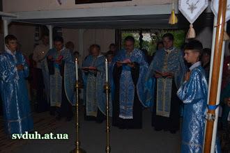 Photo: 27.08 Всенічне з виносом плащаниці Богородиці