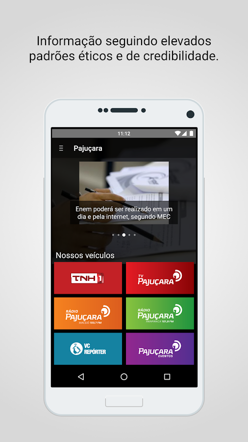 Pajuçara- screenshot