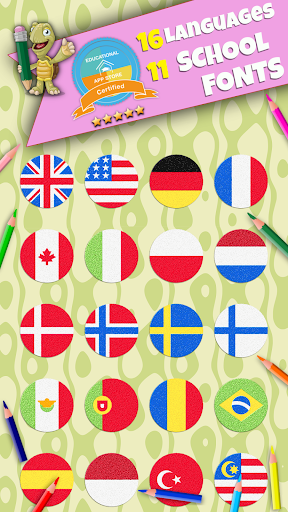 LetraKid: Writing ABC for Kids Tracing Letters&123 1.9.0 screenshots 11