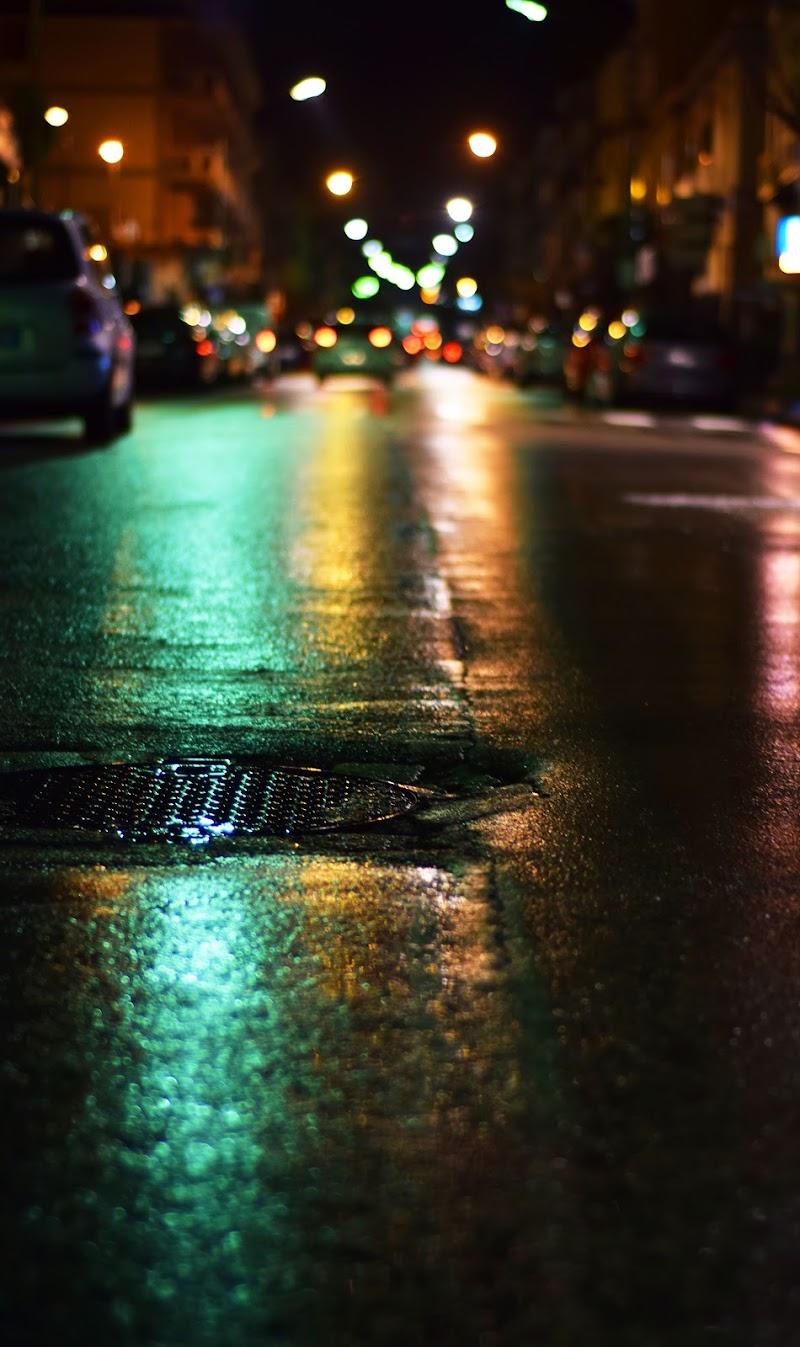 Lights on the road di mattpi98