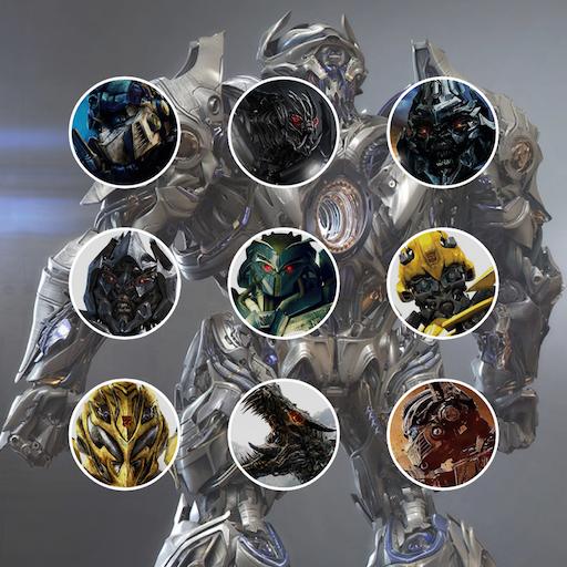 Transformers Lock Screen Photo