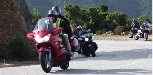 Voyage Corse à moto