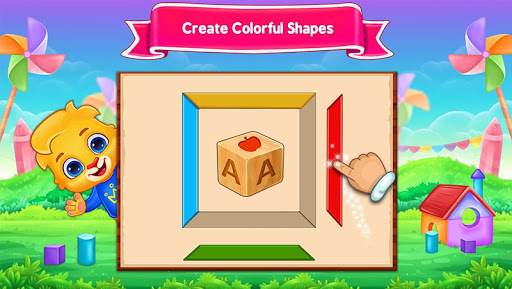 Colors & Shapes - Kids Learn Color and Shape screenshots 6