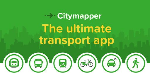 Image result for Citymapper London