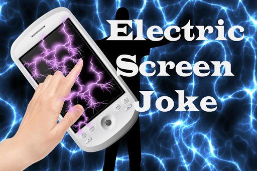 Electric Screen Joke