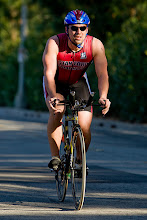 Photo: Athletes from college and other teams compete at the seventh annual IronBruin Triathlon, in memory of Sasan Ahoraian, in Los Angeles, CA on Sunday, Mar. 6, 2011.  (David Tuman / DTP)