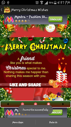 Merry Christmas Wishes SMS on Google Play Reviews   Stats