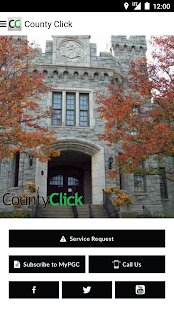 CountyClick- screenshot thumbnail