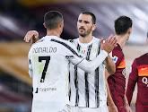 Bonucci se paie Cristiano Ronaldo