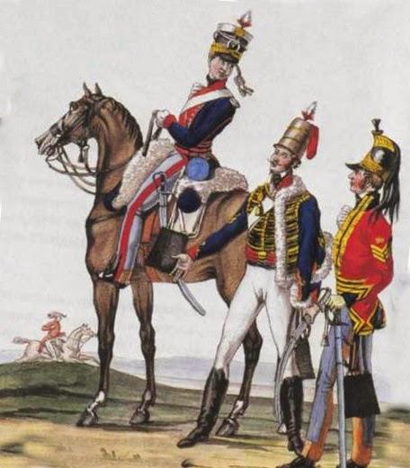 Британская кавалерия
