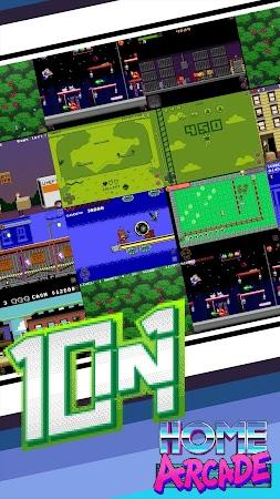 Home Arcade v1.1 (Mod Money)
