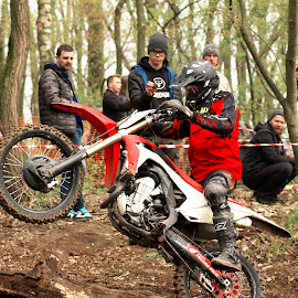 Race. by Marek Koteluk - Sports & Fitness Motorsports ( race, poland, opolskie, prudnik, moto )