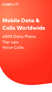 DENT: eSIM data plans & data top-up for all phones 1