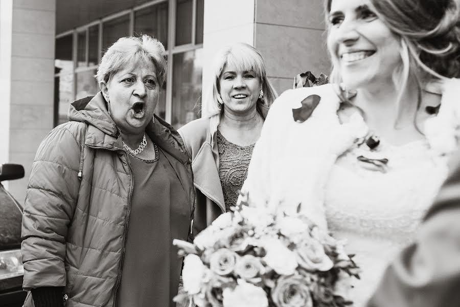 Wedding photographer Алина Посторонка (alinapostoronka). Photo of 17.01.2019