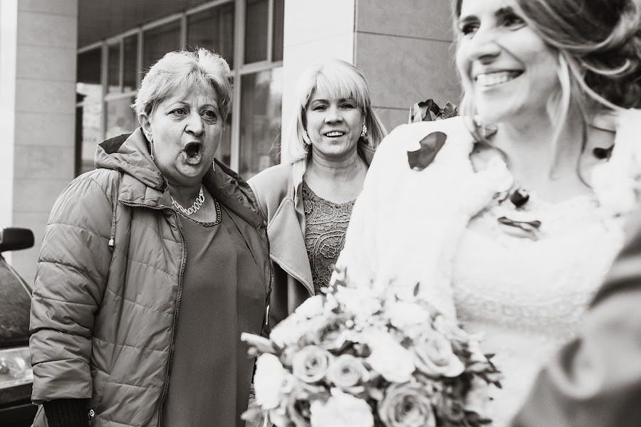 Wedding photographer Alina Postoronka (alinapostoronka). Photo of 17.01.2019