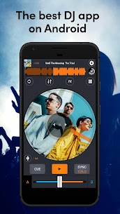 Cross DJ Pro Mod Apk 3.5.1 [Paid For Free] 1