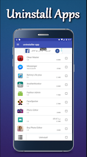 App Uninstall any Apps APK for Windows Phone