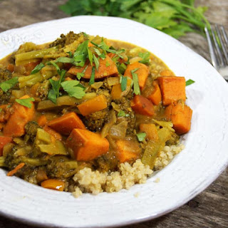 Quick Pumpkin Curry (Vegan, Paleo)