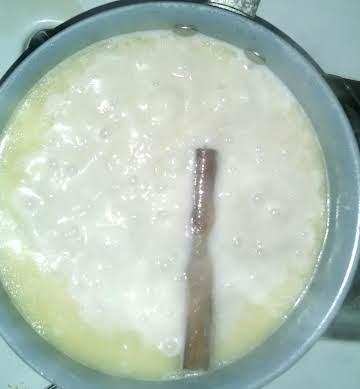 El mejor Arroz con Leche(The best rice pudding)