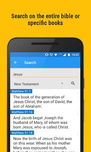 Holy Bible KJV Offline 3.3.2.44 screenshots 4