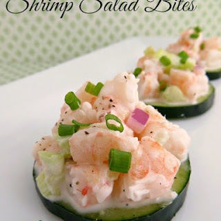 Shrimp Salad Bites