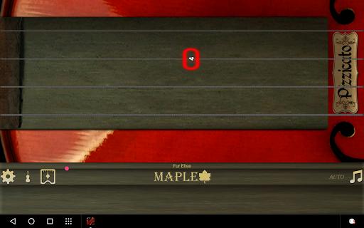 Maple Violin 3.0.1 screenshots 9