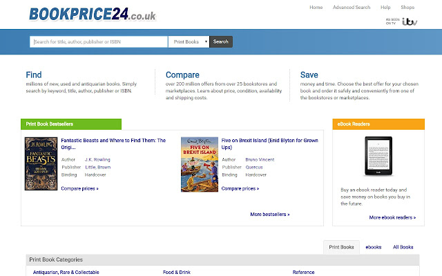 Book Search (UK)