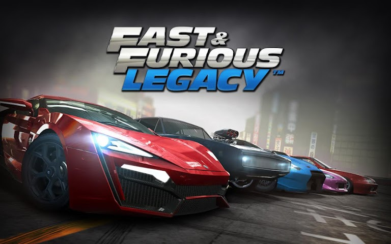 android Fast & Furious: Legacy Screenshot 0