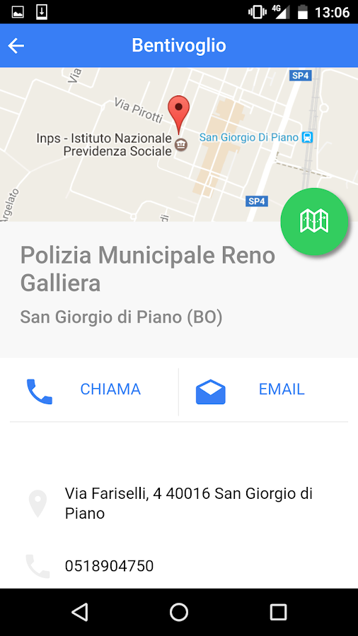Pronto Polizia Locale- screenshot