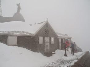 Photo: Come si presentava la vetta del Rocciamelone