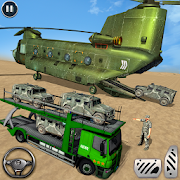US Army Transporter: Truck Simulator Driving Games