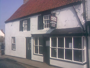 Photo: An extensive aromatic licensed restaurant with excellent hygiene awards. The low ceiling beams are original in this dinky 17th century building. http://www.agrahorncastle.co.uk/