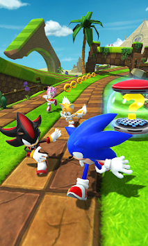 Sonic Erők: Speed ​​Battle APK screenshot thumbnail 2