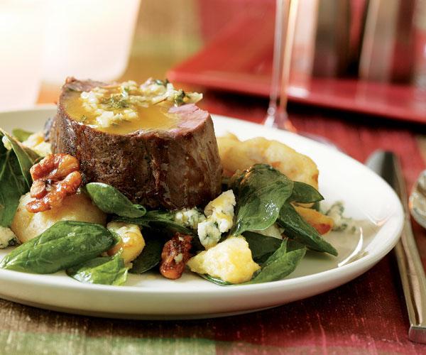 Roast Beef Tenderloin With Caesar Crust Recipes — Dishmaps